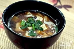 Овощной мисо-суп - фото шаг 8