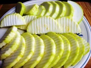 Жареные кабачки в кляре - фото шаг 1