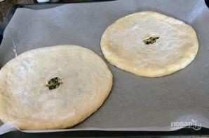 Осетинский пирог на кефире - фото шаг 5