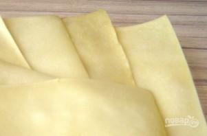 Тесто на лазанью - фото шаг 9
