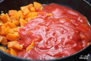 Томатный суп с тыквой - фото шаг 3