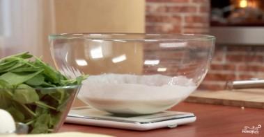 Осетинский пирог с сыром сулугуни - фото шаг 1
