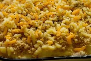 Паста с сырным соусом - фото шаг 8