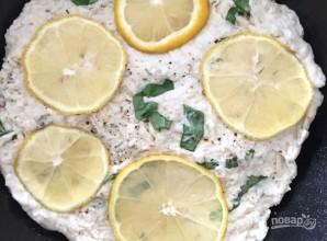 Фокачча с лимоном и травами - фото шаг 4