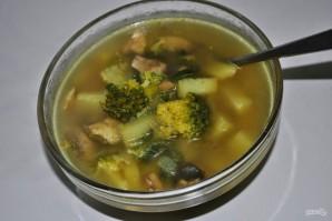Грибной суп - фото шаг 6
