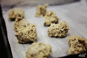 Овсяное печенье с кокосовой стружкой - фото шаг 5
