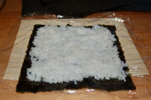 Запеченные суши - фото шаг 2