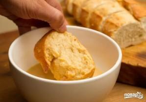 Хлеб в яйце - фото шаг 7