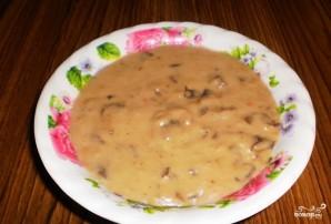 Грибной соус из сушеных грибов - фото шаг 8