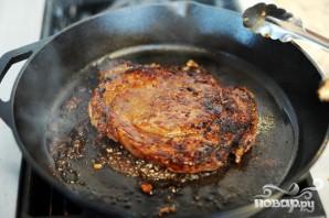 Салат с говядиной и имбирем - фото шаг 2