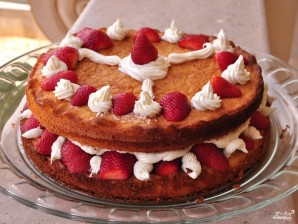 """Торт """"Красавица и чудовище"""" - фото шаг 6"""