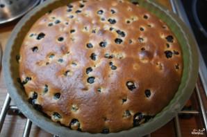 Пирог с черноплодной рябиной - фото шаг 9