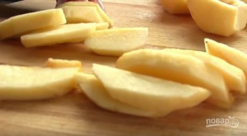 Домашний яблочный пирог - фото шаг 1