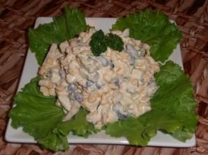 Салат из фасоли и яиц - фото шаг 6