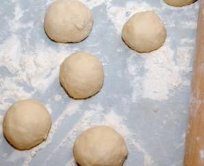 Пирожки с курагой - фото шаг 8