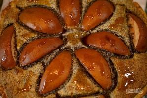Маковый пирог с грушей - фото шаг 14