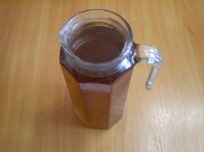 Медовый напиток с мелиссой - фото шаг 6