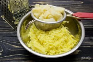 Картофельные ньокки со шпинатом и укропом - фото шаг 4
