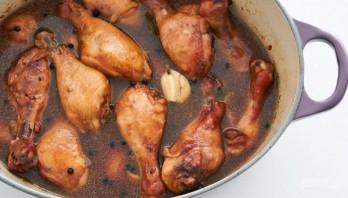 Куриные ножки в пикантном маринаде - фото шаг 4