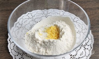 Простой рецепт песочного печенья - фото шаг 2