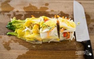 Кимчи без перца - фото шаг 5