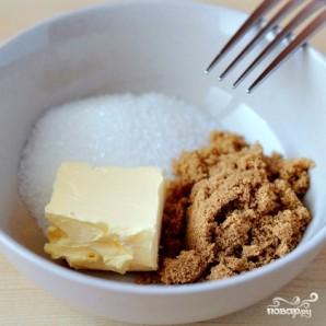 Печенье в микроволновке за 5 минут - фото шаг 1