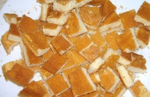 """Торт """"Разбитое стекло"""" - фото шаг 6"""