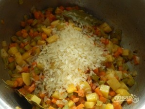 Легкий французский суп - фото шаг 5