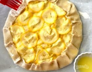 Легкий овощной тарт с сыром - фото шаг 6