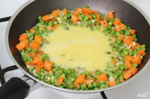 Жареный рис с курицей - фото шаг 7