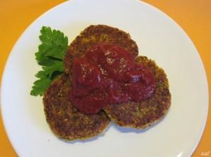 Чечевичные котлеты вегетарианские - фото шаг 4