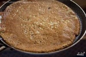 Блинный торт с клубникой - фото шаг 1