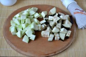 Овощное рагу с баклажанами - фото шаг 3