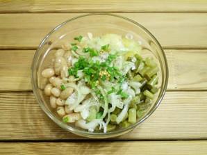 Салат к курице - фото шаг 6