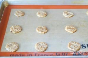 Флорентийское кружевное печенье - фото шаг 3