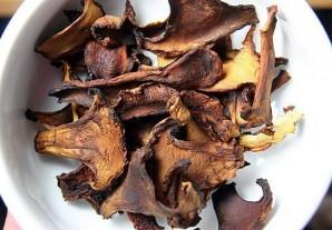 Сушка грибов в духовке - фото шаг 5