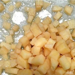 Быстрый картофельный суп-крем - фото шаг 2