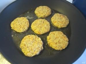 Чечевичные котлеты вегетарианские - фото шаг 3