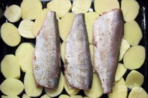 Пелядь (рыба) в духовке - фото шаг 3