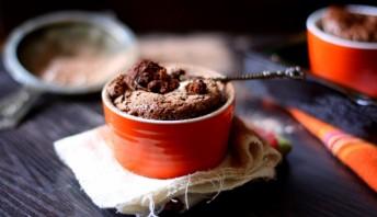 Творожно-шоколадное суфле - фото шаг 4