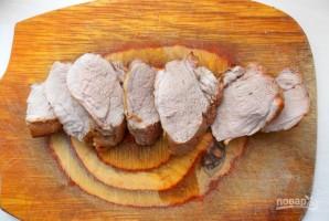 Свиная вырезка рассольная - фото шаг 8