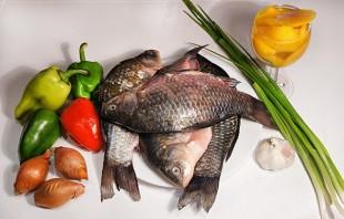 Рыба на гриль-сковороде - фото шаг 1