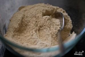 Амарантовые хлебцы - фото шаг 2