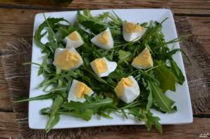 Салат из рукколы - фото шаг 2