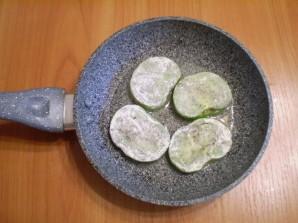 Жареные зеленые помидоры - фото шаг 5