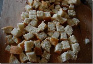 Простой салат из баклажанов - фото шаг 7