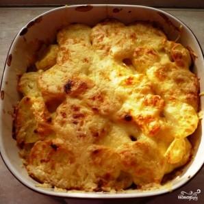 Куриное филе под сыром - фото шаг 12