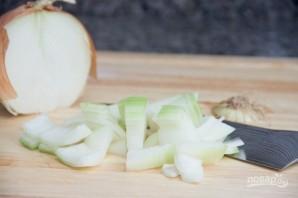 Суп с брокколи - фото шаг 1