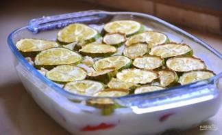 """Овощи под соусом """"Бешамель"""" с сыром - фото шаг 6"""
