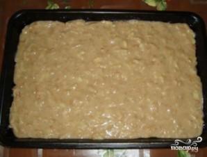 Яблочный пирог на растительном масле - фото шаг 8